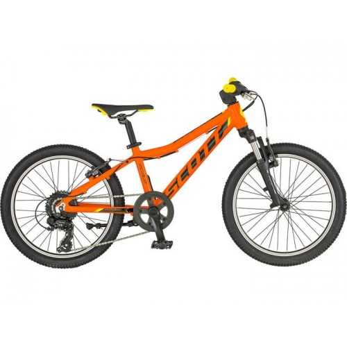 SCOTT SCALE 20 ORANGE/BLACK